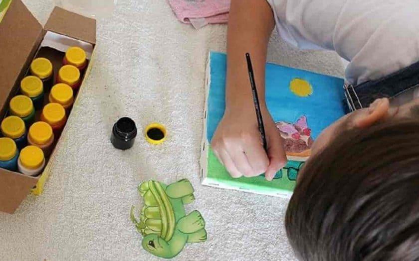 Importância da arte para o desenvolvimento infantil Aprenda a como estimular