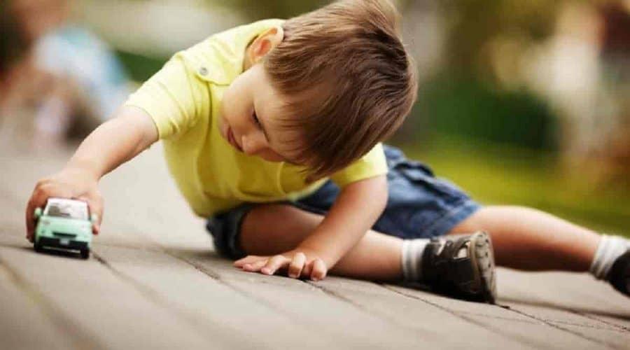 Desenvolvimento cognitivo das crianças