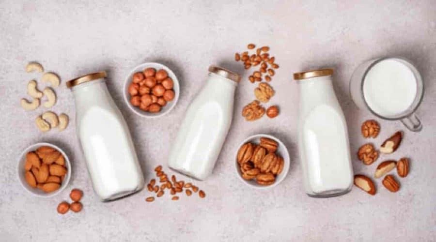 beneficios do leite vegetal