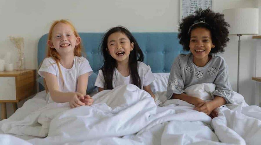 brincadeiras para festa do pijama