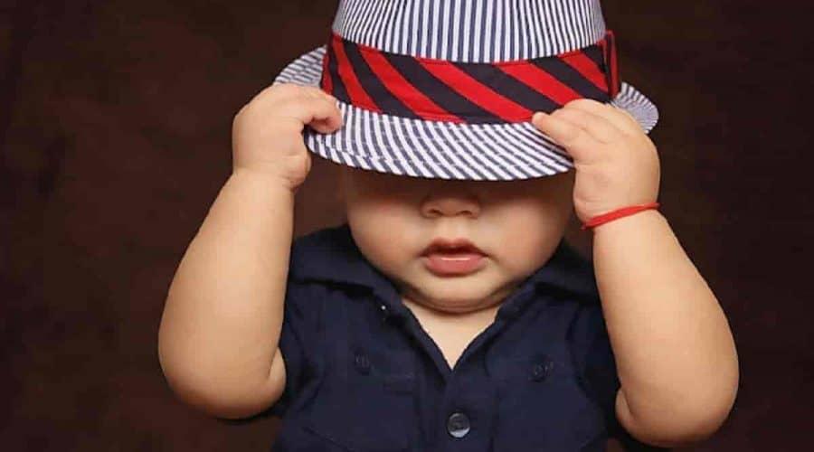 Moda verão para os bebês