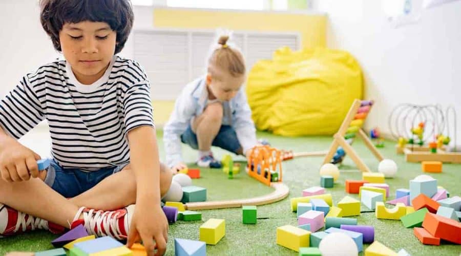brinquedo ideal para uma crianca de 4 anos