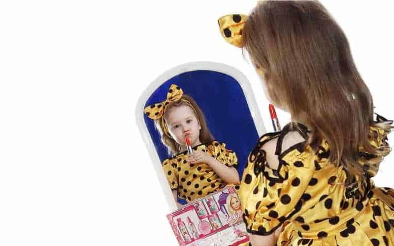 Maquiagem para criança