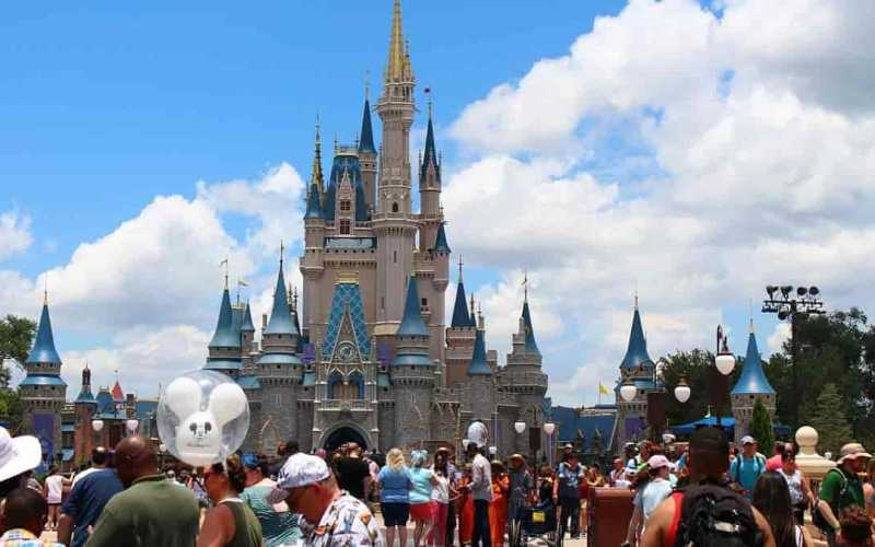 Os melhores parques da Disney