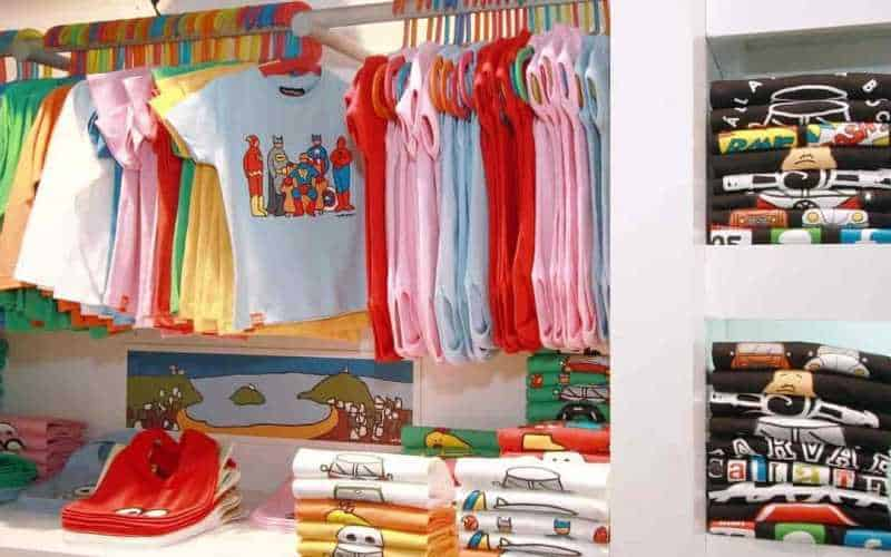 escolha de roupas para seu bebê
